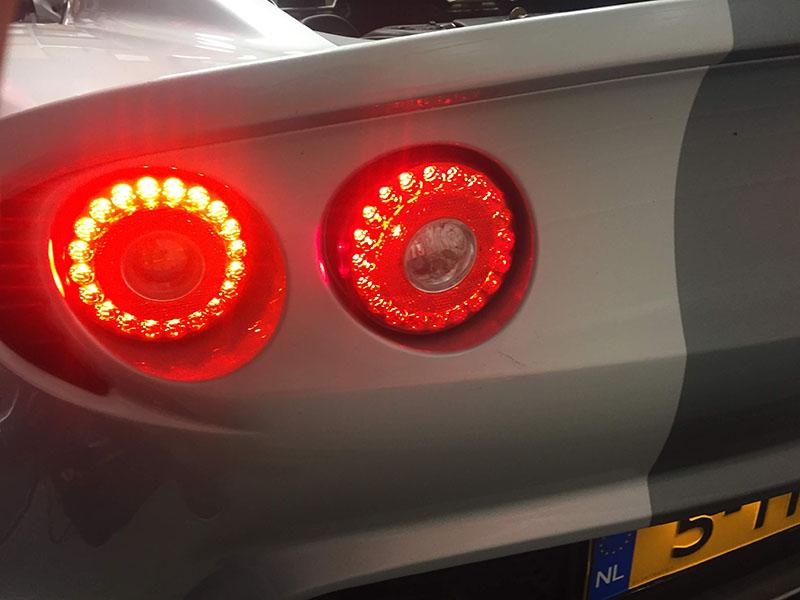 Lotus Elise/Exige rear LED conversion - eliseworks.com on